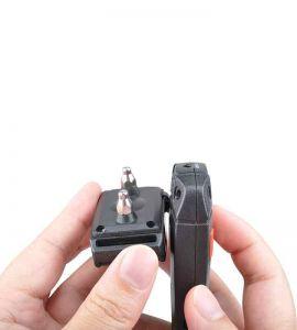 Synchronisation du collier  récepteur AT211D avec sa télécommande.