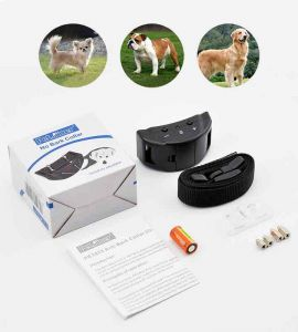 Kit anti bark for small dog, medium dog or large dog.