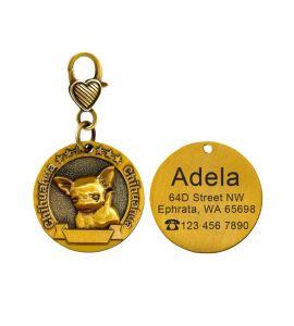 Médaille Chihuahua