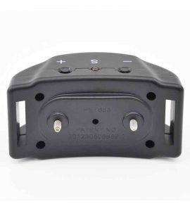 Anti-compact bast geval 2 sets van elektroden voorzien.