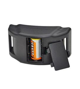 Battery compartment 4LR44 - 6 Volts