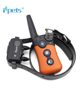 Collier dressage chien PET619 orange