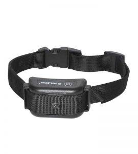 Le collier récepteur PET900B rechargeable pour gros chiens et chien de taille moyenne.
