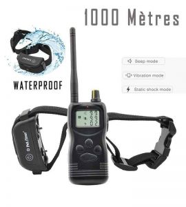 Training collar 1000 meters PET900B-1