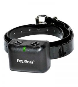 Collier anti-aboiement rechargeable Petrainer Pet850