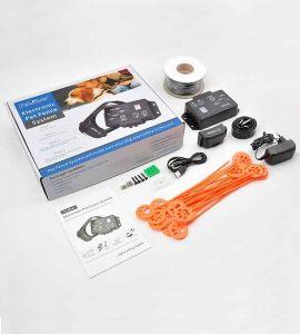 kit de tanca elèctrica per a gossos