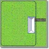 Pet803 cloture électrique schémas Boucle simple – arrière